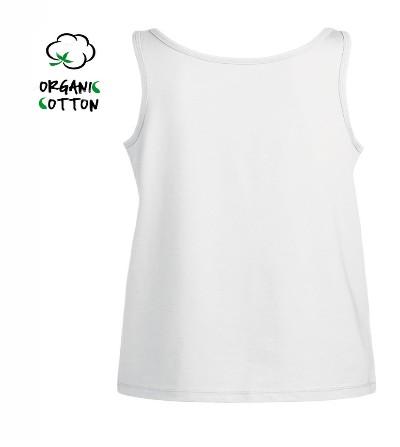 Camiseta algodón orgánico chica LGS OVERSIZE
