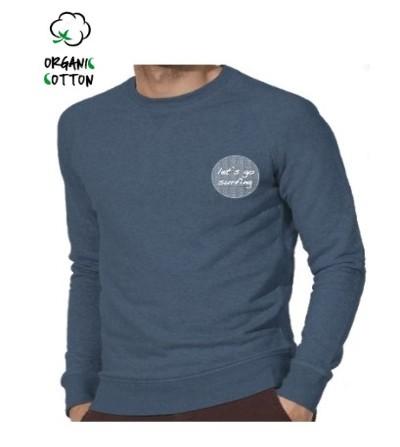 Jersey Surf LGS Unisex algodón orgánico