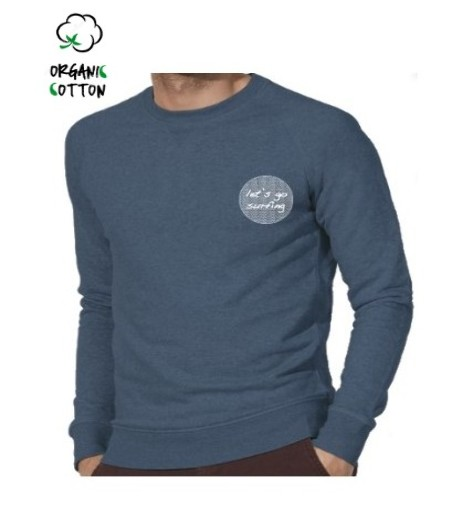 Jersey algodón orgánico Unisex LGS
