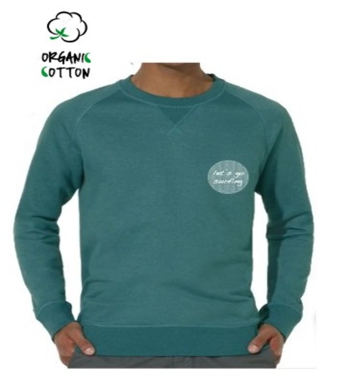 Jersey Surf LGS Unisex niños algodón orgánico