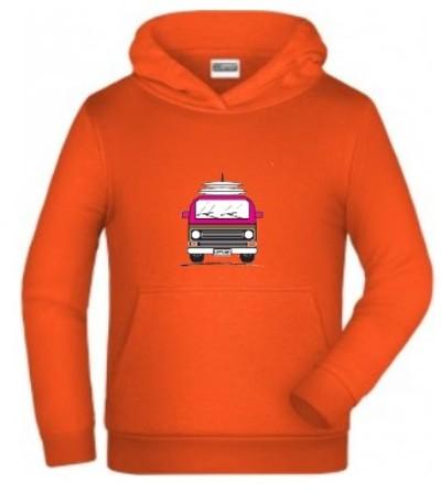 Camiseta algodón orgánico niños WAHINE