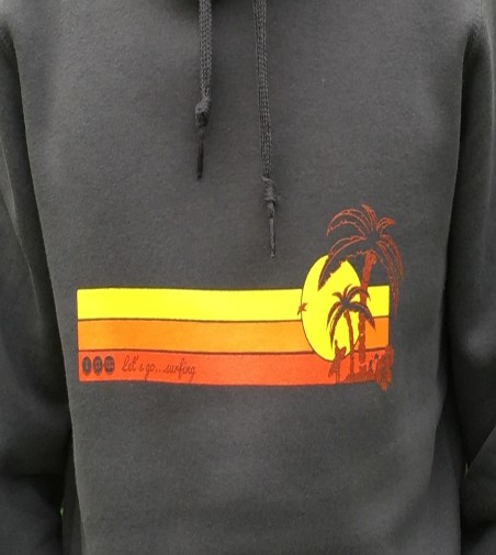 Camiseta Surf chico GETARIA