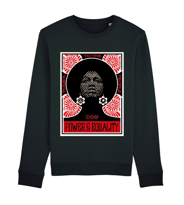 Power&Equality_Jersey_U_algodón orgánico_STSU823_black