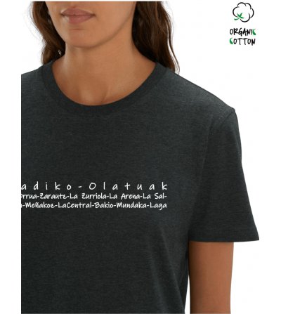 Camiseta Unisex EUSKADIKO OLATUAK_STTU755_D.H.G_1800