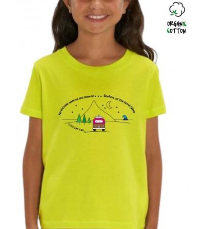 Camiseta algodón orgánico niñ@s_CAMPER_STTK909-1307