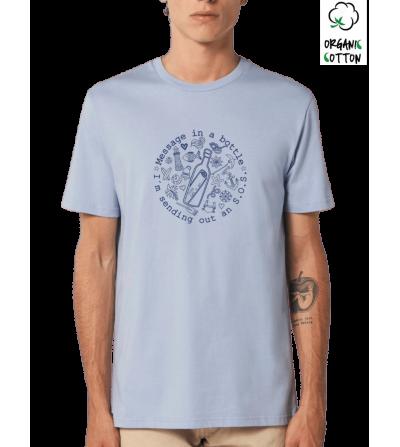 Camiseta algodón orgánico unisex S.O.S.