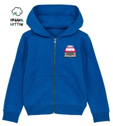 Camiseta algodón orgánico niños SUNSHINE